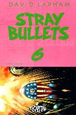 Stray Bullets (1995-2014) #6