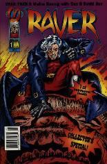 Raver (1993) #1 Variant B: Newsstand Edition