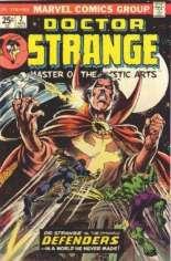 Doctor Strange (1974-1987) #2