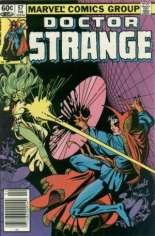 Doctor Strange (1974-1987) #57 Variant A: Newsstand Edition