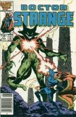 Doctor Strange (1974-1987) #77 Variant A: Newsstand Edition