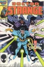 Doctor Strange (1974-1987) #78 Variant B: Direct Edition