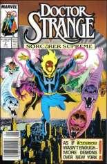 Doctor Strange, Sorcerer Supreme (1988-1996) #2