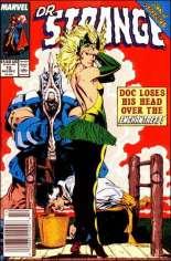 Doctor Strange, Sorcerer Supreme (1988-1996) #12