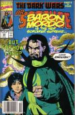 Doctor Strange, Sorcerer Supreme (1988-1996) #22