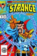 Doctor Strange, Sorcerer Supreme (1988-1996) #50 Variant B: Direct Edition; Holo-Grafix Cover