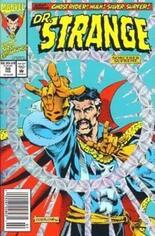 Doctor Strange, Sorcerer Supreme (1988-1996) #50 Variant A: Newsstand Edition; Holo-Grafix Cover