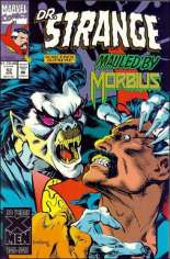 Doctor Strange, Sorcerer Supreme (1988-1996) #52
