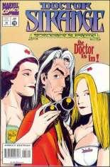 Doctor Strange, Sorcerer Supreme (1988-1996) #78