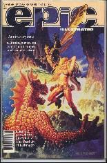 Epic Illustrated (1980-1986) #5