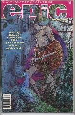 Epic Illustrated (1980-1986) #7