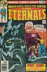 Eternals (1976-1978) #1 Variant A