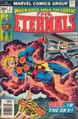 Eternals (1976-1978) #3 Variant A