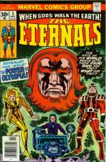 Eternals (1976-1978) #5 Variant A