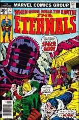 Eternals (1976-1978) #7 Variant A