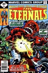 Eternals (1976-1978) #9 Variant A