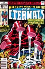 Eternals (1976-1978) #10 Variant A