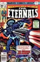 Eternals (1976-1978) #11 Variant A