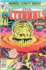 Eternals (1976-1978) #12 Variant A