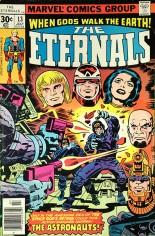 Eternals (1976-1978) #13 Variant A
