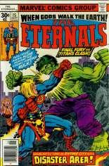 Eternals (1976-1978) #15 Variant A