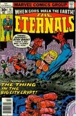 Eternals (1976-1978) #16 Variant A