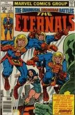 Eternals (1976-1978) #17 Variant A