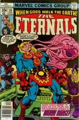 Eternals (1976-1978) #18 Variant A