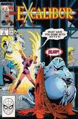 Excalibur (1988-1998) #2 Variant B: Direct Edition