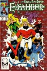 Excalibur (1988-1998) #18 Variant B: Direct Edition