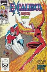 Excalibur (1988-1998) #20 Variant B: Direct Edition