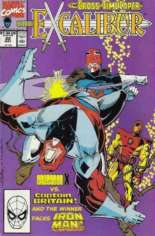 Excalibur (1988-1998) #22 Variant B: Direct Edition