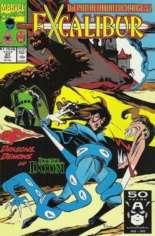 Excalibur (1988-1998) #37 Variant B: Direct Edition