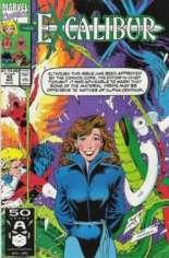 Excalibur (1988-1998) #43 Variant B: Direct Edition