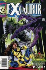 Excalibur (1988-1998) #90 Variant A: Newsstand Edition