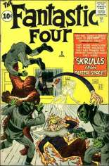 Fantastic Four (1961-1996) #2 Variant A
