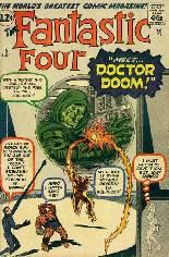 Fantastic Four (1961-1996) #5