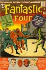 Fantastic Four (1961-1996) #11 Variant A
