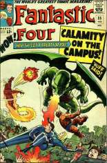 Fantastic Four (1961-1996) #35