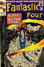 Fantastic Four (1961-1996) #47