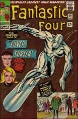 Fantastic Four (1961-1996) #50