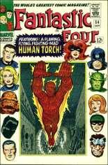 Fantastic Four (1961-1996) #54