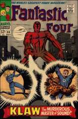 Fantastic Four (1961-1996) #56