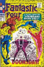 Fantastic Four (1961-1996) #59