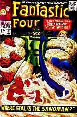 Fantastic Four (1961-1996) #61