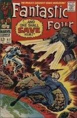 Fantastic Four (1961-1996) #62