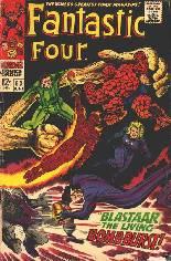 Fantastic Four (1961-1996) #63