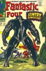 Fantastic Four (1961-1996) #64