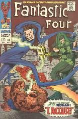Fantastic Four (1961-1996) #65