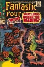 Fantastic Four (1961-1996) #66 Variant A